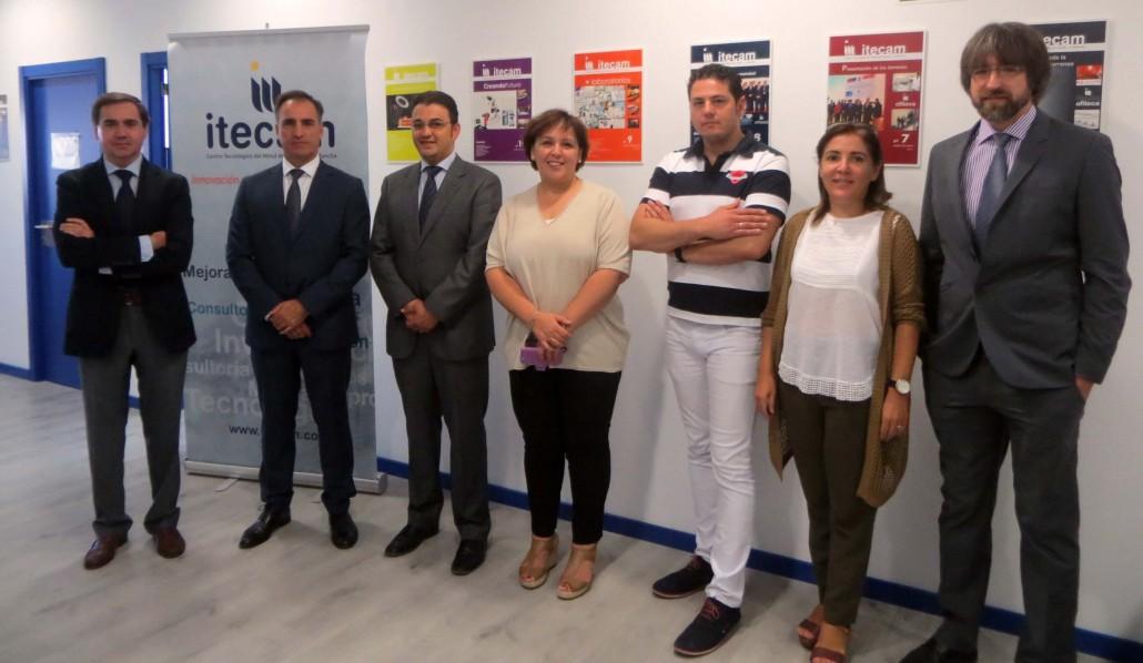 La JCCM se compromete a desarrollar el proyecto de la nueva sede de ITECAM